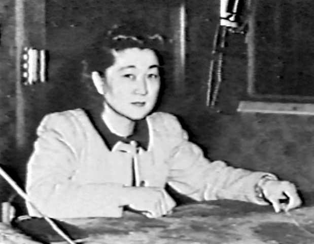 Ива Тогури.