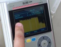 Dr.HD 1000S супер быстрый спектр