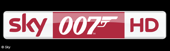 Логотип телеканала Sky 007 HD.