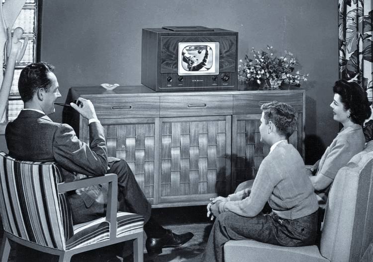 an overview of the talk shows on the television in the american society Television exposure, model minority portrayals, and asian-american stereotypes: an exploratory study talk shows, sports, music television.