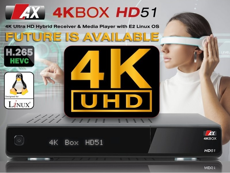 AX-4K-BOX-HD51-UHD-2160p-E2-Linux-Receiver-mit-1x-Sat-DVB-S2