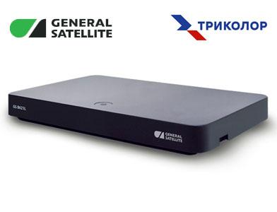 Цифровая двухтюнерная приставка GS B621L