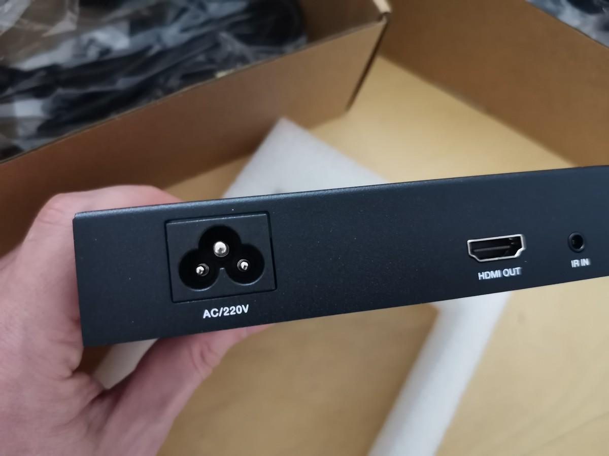 HDMI приемник Dr.HD EX 100 PWL