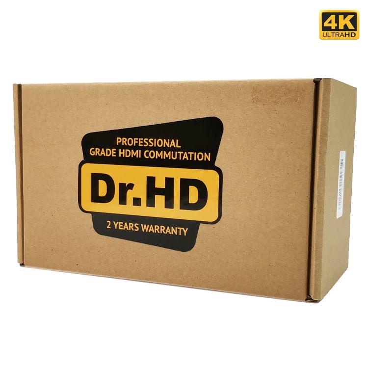 Dr.HD: Передаем 4K по воздуху