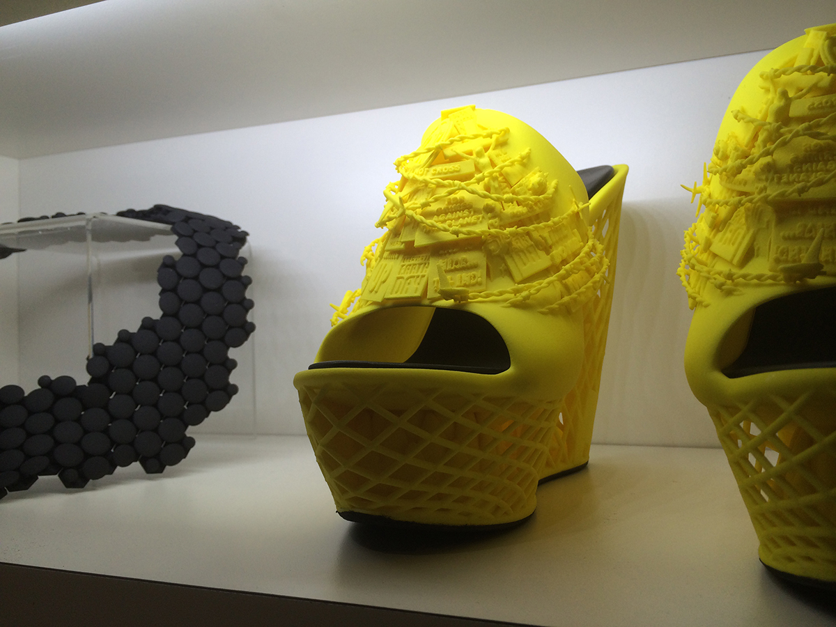 3D принтеры на выставке CES 2014