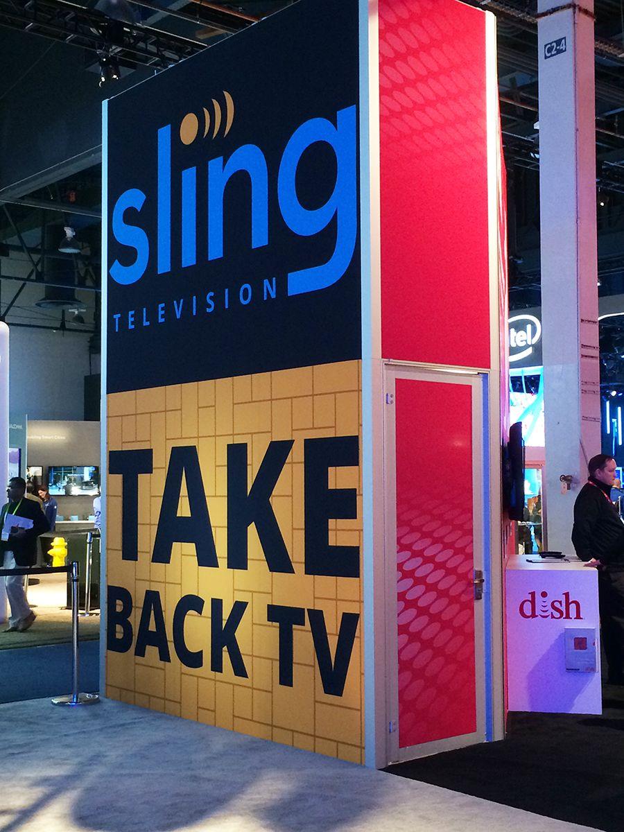 Dish Network на выставке CES 2015